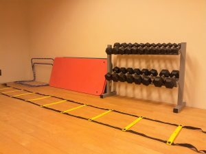 Fitness zaal