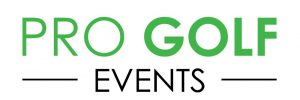 Pro golf events Logo